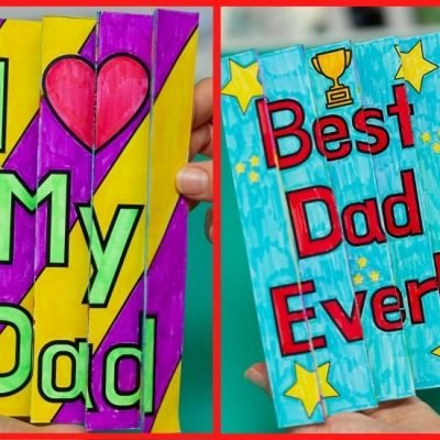 Father's Day Idea to Make: Try this Eye-Catching Gift